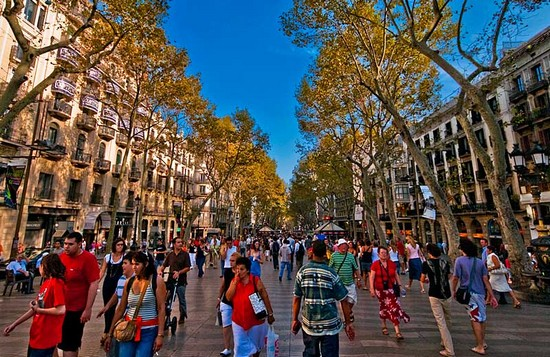 que voir a barcelone - Photo