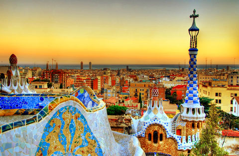 guide barcelone, Visiter Barcelone 3 jours