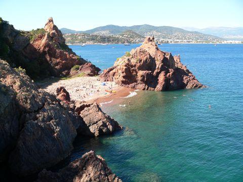 belles-plages-france-theoule-sur-mer