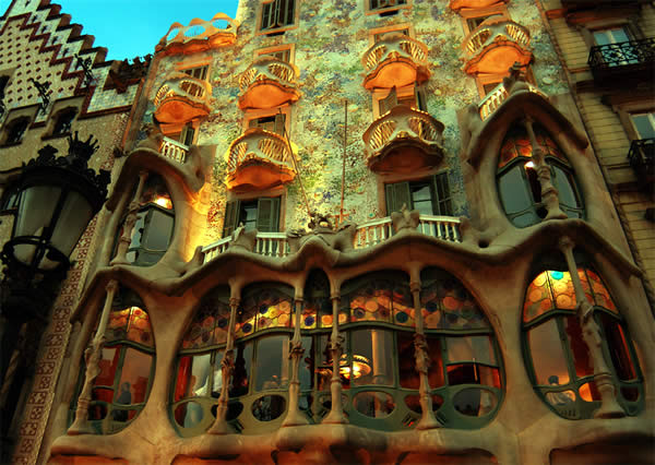 comment visiter barcelone, weekend barcelone