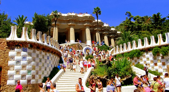 Les tickets coupe file de barcelone for Jardin a visiter
