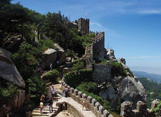 visiter-sintra-Chateau-des-Maures-Castelo-Dos-Mouros