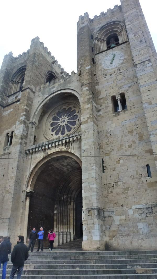 catedral se patriarcal, visite lisbonne