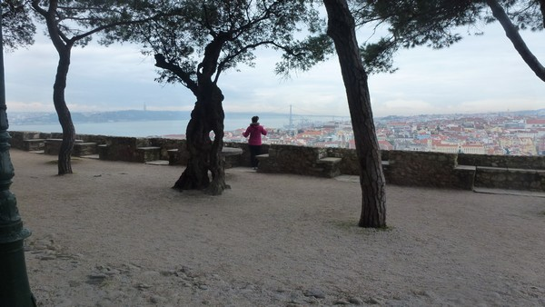 Castelo São Jorge, visite 2 jours lisbonne
