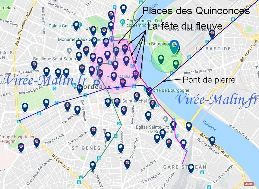 Hotels-proches-fete-du-fleuve-Bordeaux