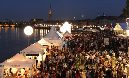 bordeaux 2013 fête le fleuve