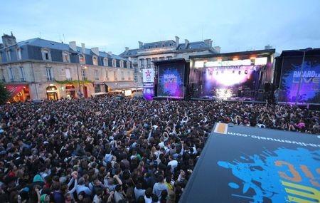 concert fete du fleuve 2013 bordeaux