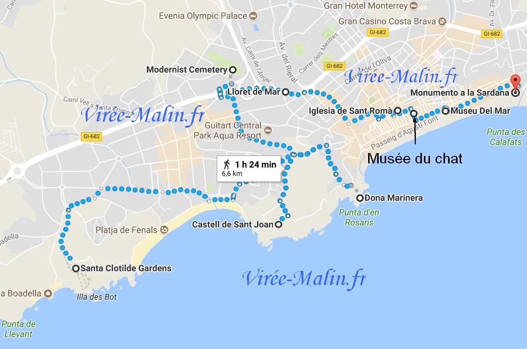 visiter-lloret-del-mar-googlemap