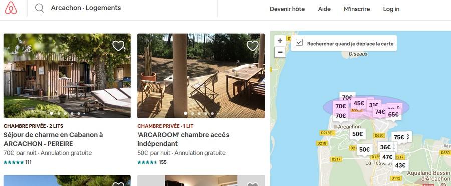 AirbnbArcachon