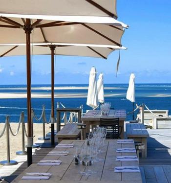 Visiter le bassin d arcachon - Restaurant starck arcachon ...