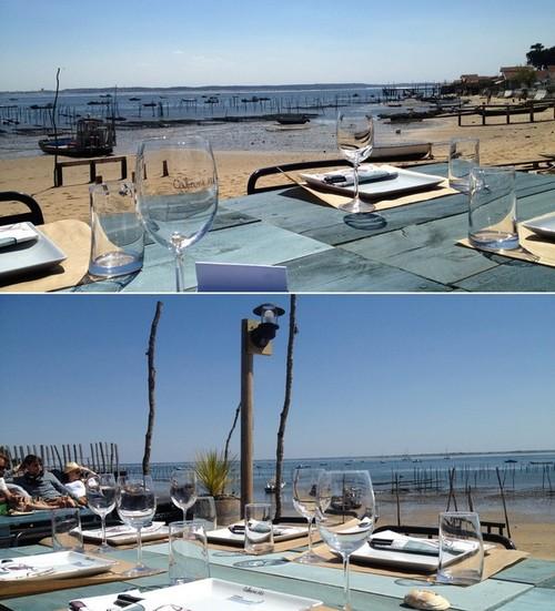 Visiter le bassin d arcachon - Restaurant arcachon port de plaisance ...