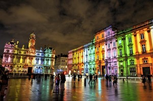 Visiter Lyon et où dormir à Lyon - La ville des lumières