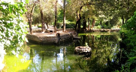 Parc de María Luisa-seville