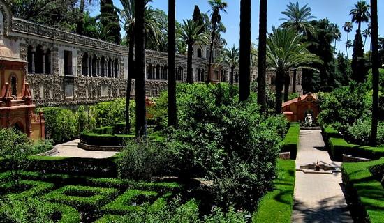 Seville-Alcazar