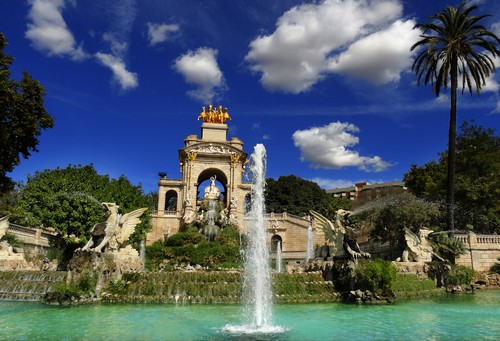 Parc-Ciudadela-barcelone