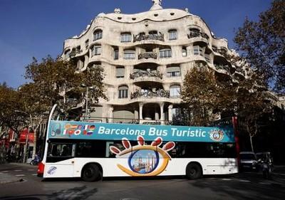bus impérial BARCELONE