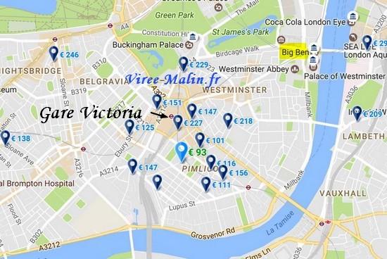 Hotel Centre Londres Bon Plan