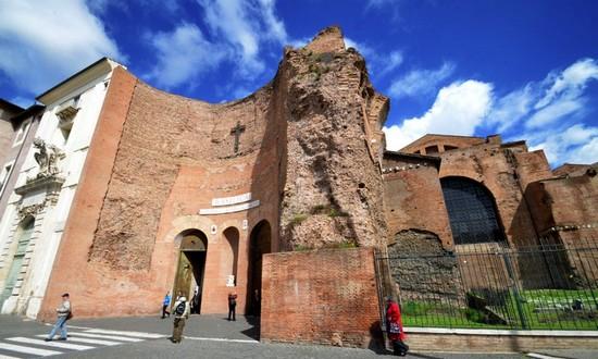 Rome - sainte_marie-des_anges