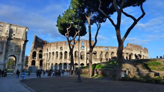 visiter le Colisée de Rome