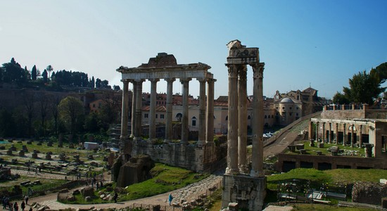 forum-antique-rome