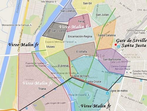 visiter-quartier-seville-centre