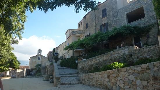 Sant Antonino-village-haute-corse