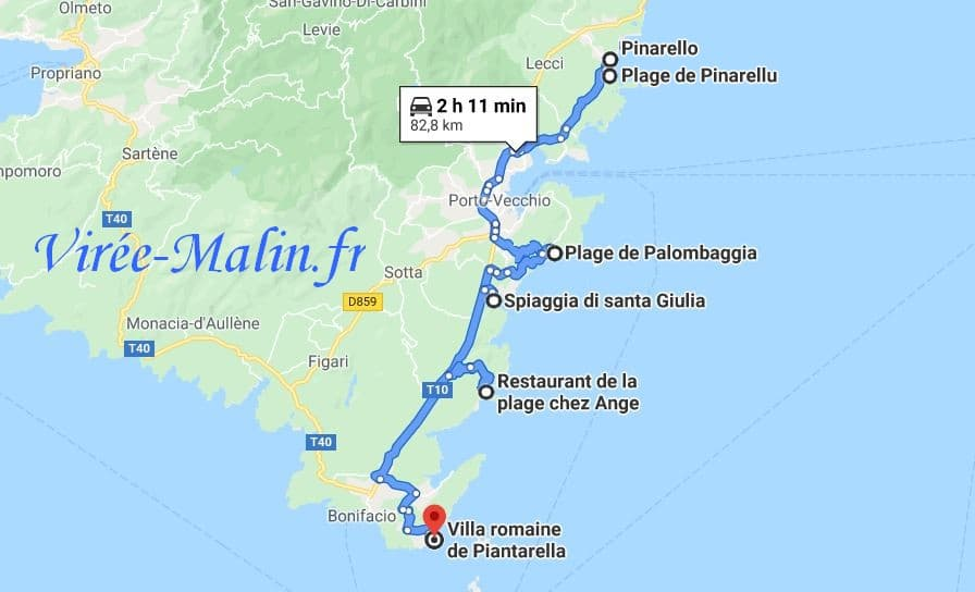 plage-proche-bonifacio-googlemap