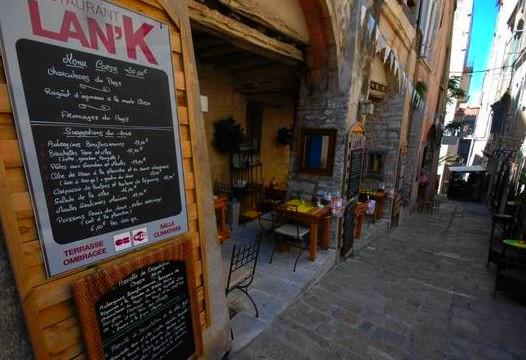 Visiter bonifacio en corse du sud for Restaurant bonifacio port