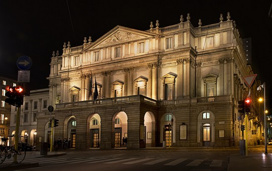 Theatre-La-scala-milan