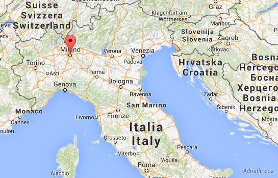 GoogleMap-Milan