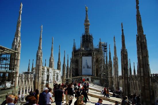decouvrir-milan-Duomo