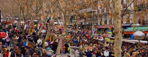 Visiter madrid en 3 jours - El rastro del electrodomestico ...