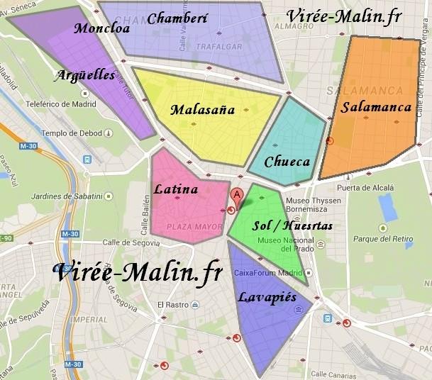 quartiers-madrid