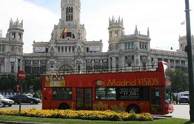 Madrid-bus-touristique