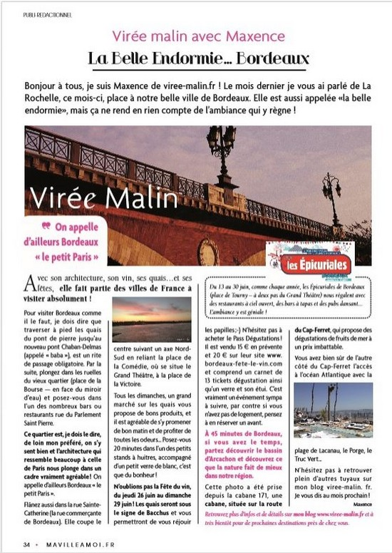 article-de-presse-viree-malin-visiter-bordeaux-mavilleamoi