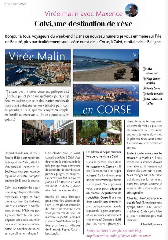 article-de-presse-viree-malin-visiter-calvi-mavilleamoi