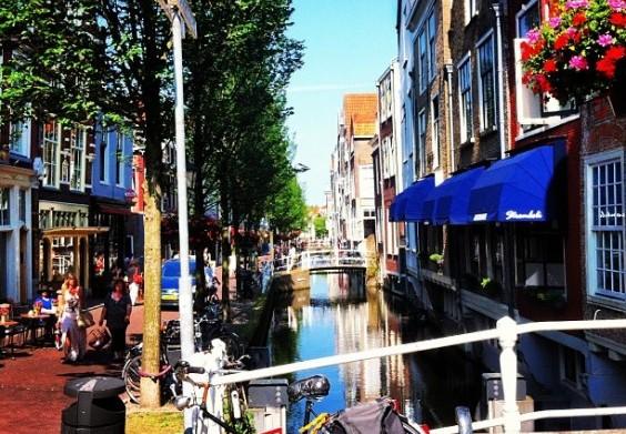 visiter-Delft
