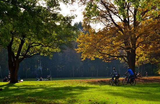 Tiergarten-Park-Berlin