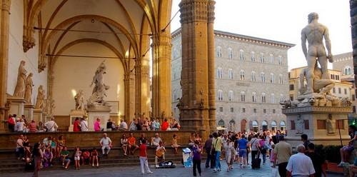 Uffizi-Gallerie-florence