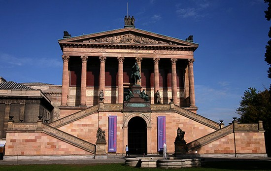 alte-nationalegallerie - berlin