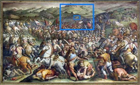bataille-marciano-vasari
