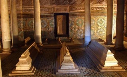 Tombeaux-Saadiens-marrakech