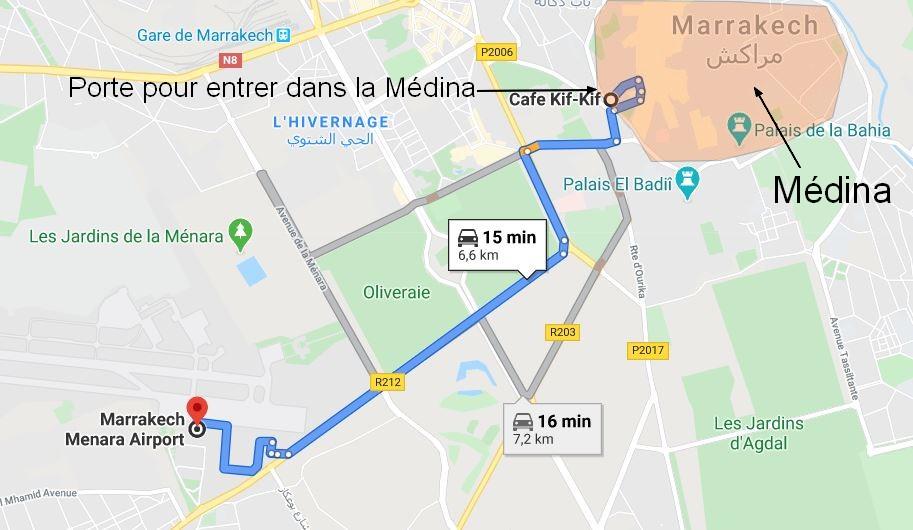 taxi-transfert-aeroport-medina-marrakech-chauffeur-francais