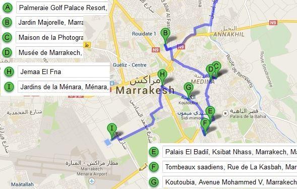 visiter-marrakech-plan