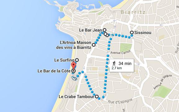 Restaurant L Impertinent Biarritz Saint Charles