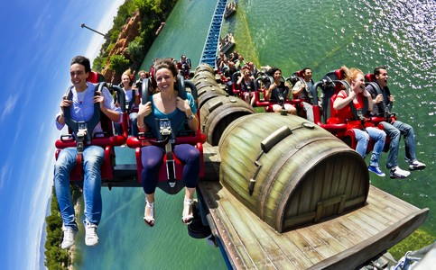 parc-attraction-Port-Aventura