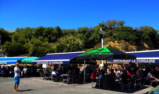restaurant-port-pecheur-biarritz-corsaire