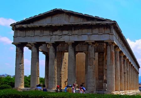 Athenes-Temple_Hephaistos-agora