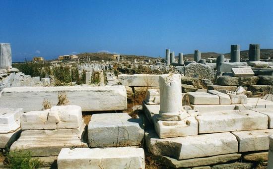 Delos-cyclade-grece