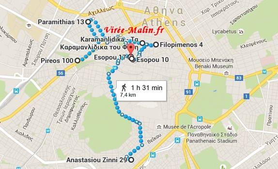 ou-manger-athenes-plan-googlemap